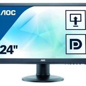 Aoc Pro-line E2475pwj 23.6 16:9 1920 X 1080 Tn