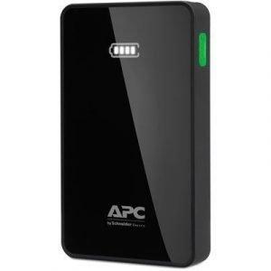 Apc Mobile Power Pack 10000mah 2.4a Musta
