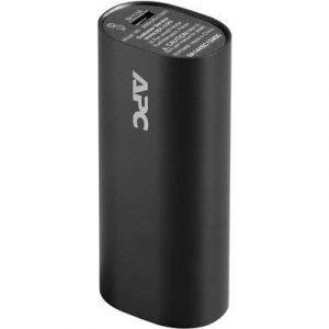 Apc Mobile Power Pack 3000mah 1a Musta