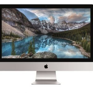 Apple Imac 27 Retina 5k Näytöllä Core I5 8gb 1024gb Hdd
