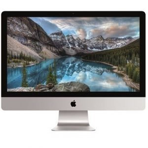 Apple Imac 27 With Retina 5k Näytöllä Core I7 16gb 1024gb Hybrid Drive