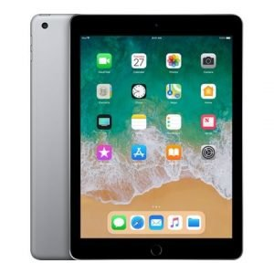 Apple Ipad 2018 Wi Fi 128 Gb Space Gray Mr7j2kn/A