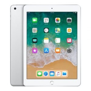 Apple Ipad 2018 Wi Fi 128gb Silver