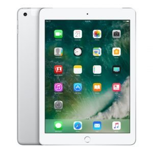 Apple Ipad 2018 Wi Fi + Cellular 128gb Silver