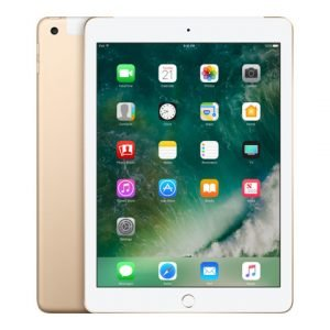 Apple Ipad 2018 Wi Fi + Cellular 32gb Gold