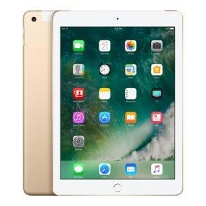Apple Ipad 2018 Wi Fi + Cellular 32gb Gold