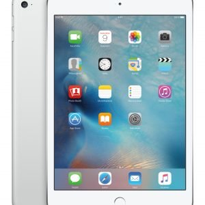 Apple Ipad Mini 4 Tabletti 128 Gt Wi Fi Silver