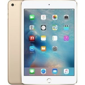 Apple Ipad Mini 4 Wi-fi 7.9 128gb Kulta