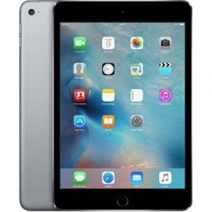 Apple Ipad Mini 4 Wi-fi 7.9 128gb Space Gray