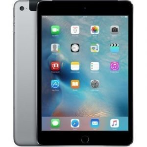 Apple Ipad Mini 4 Wi-fi + Cellular 7.9 128gb Space Gray