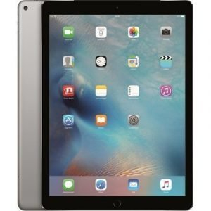 Apple Ipad Pro Wi-fi + Cellular 12.9 128gb Space Gray