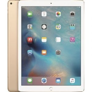 Apple Ipad Pro Wi-fi + Cellular 12.9 256gb Kulta