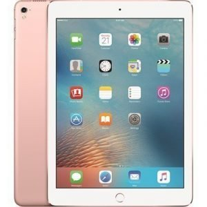 Apple Ipad Pro Wi-fi + Cellular 9.7 256gb Rose Gold