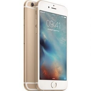 Apple Iphone 6s 128gb Kulta