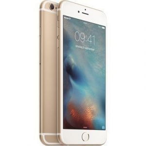 Apple Iphone 6s Plus 128gb Kulta