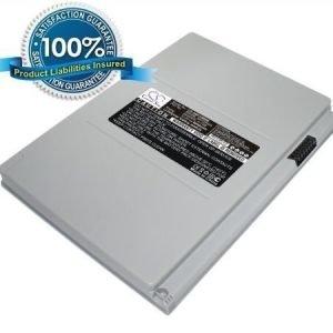"""Apple MacBook Pro 17 alumiini unibody akku 6600 mAh - Hopea"""""""