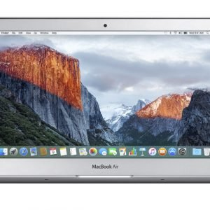 Apple Macbook Air 13'' 128 Gt Ssd Kannettava
