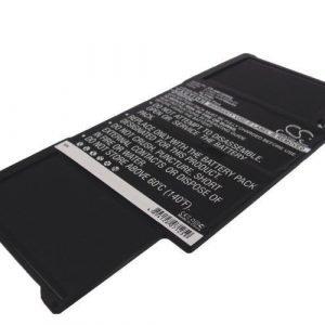 """Apple Macbook Air 13.3 A1369 akku 6700 / 48.91Wh mAh - Musta"""""""