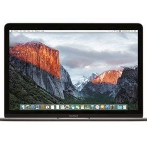 Apple Macbook Space Gray Core M7 8gb 512gb Ssd 12