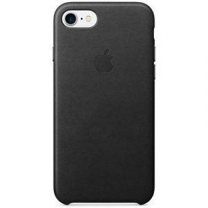 Apple Suojakotelo Takakansi Matkapuhelimelle Iphone 7 Musta