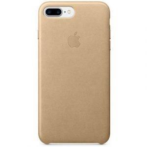 Apple Suojakotelo Takakansi Matkapuhelimelle Iphone 7 Plus Kellanruskea