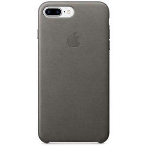 Apple Suojakotelo Takakansi Matkapuhelimelle Iphone 7 Plus Myrskyn Harmaa