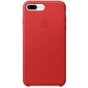 Apple Suojakotelo Takakansi Matkapuhelimelle Iphone 7 Plus Punainen