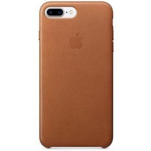 Apple Suojakotelo Takakansi Matkapuhelimelle Iphone 7 Plus Saddle Brown
