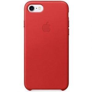 Apple Suojakotelo Takakansi Matkapuhelimelle Iphone 7 Punainen