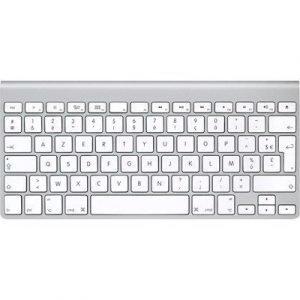 Apple Wireless Keyboard Näppäimistö