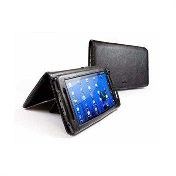 Archos 70 8GB 250GB Faux Leather Case Black