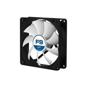 Arctic Cooling F9 Pwm Pst Value Pack