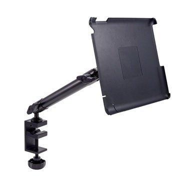 Arkon IPM3-HD004 Tukeva Teline iPad 4 iPad 3 iPad 2 C-puristin Pidikkeellä