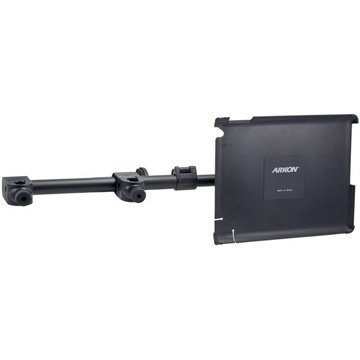 Arkon IPM3-RSHM3 Car Holder Headrest Mount iPad 4 iPad 3 iPad 2 Black