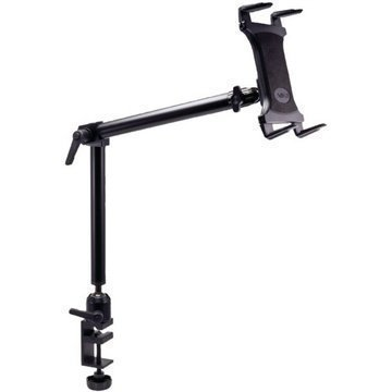 Arkon TAB802 Heavy-Duty Tablet Stand C-Clamp Desk / Wheelchair Mount