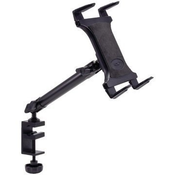 Arkon TAB804 Heavy-Duty Universal Tablet Stand C-Clamp Mount