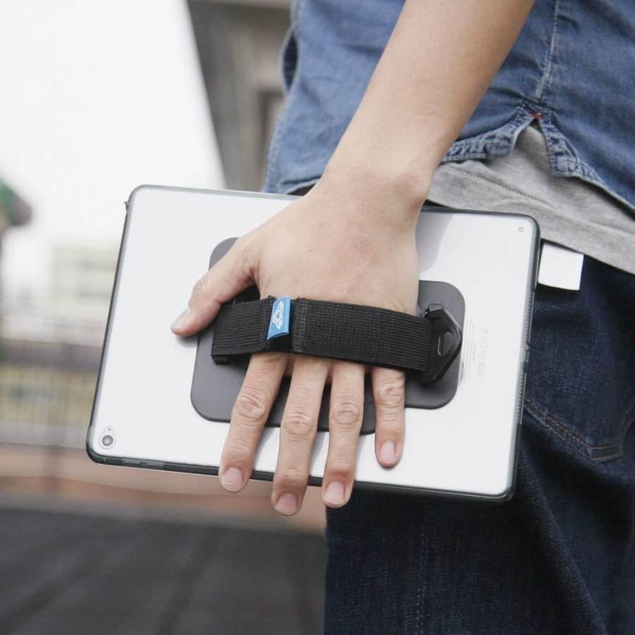 Armor-X iPad 2 / 3 / 4 Suojakotelo käsiremmillä