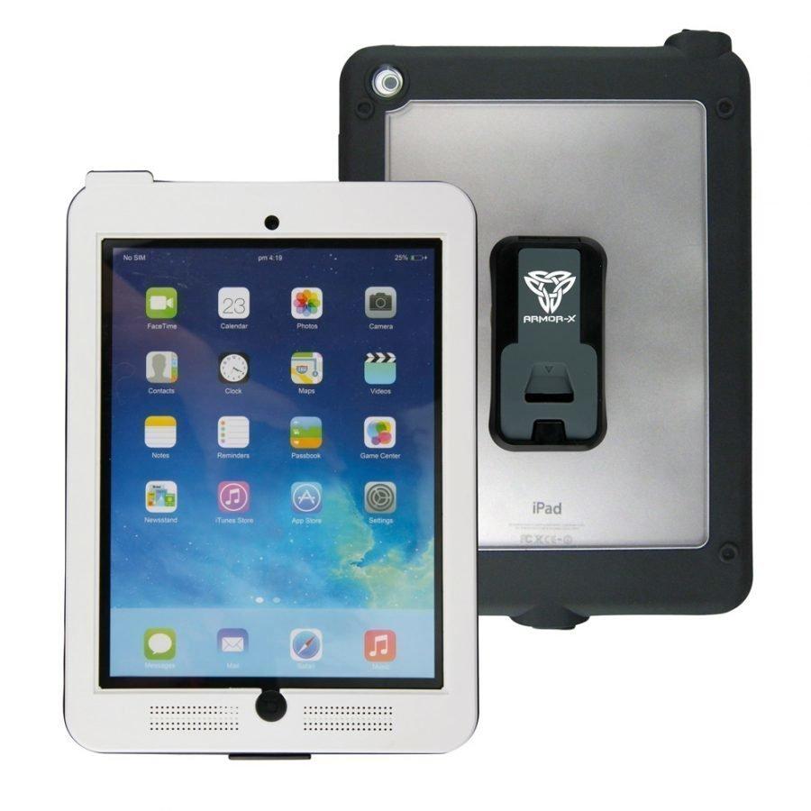 Armor-X iPad Mini 1 / 2 / 3 Vedenkestävä Suojakotelo