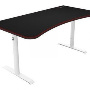 Arozzi Gaming Desk Arena White