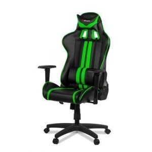 Arozzi Mezzo Gaming Chair Green