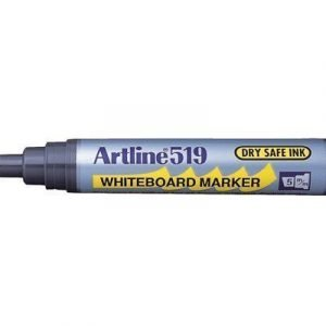 Artline Whiteboard Pen 519 Green 12-pack