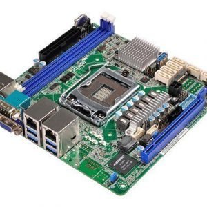 Asrock Rack E3c236d2i Lga1151 Socket Mini Itx