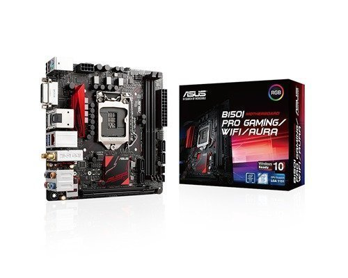 Asus B150i Pro Gaming/wifi/aura Lga1151 Socket Mini Itx