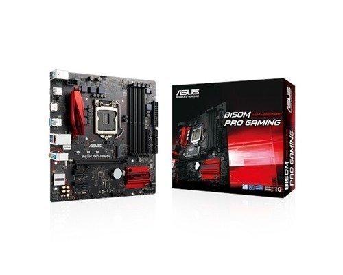 Asus B150m Pro Gaming Lga1151 Socket Mikro Atx