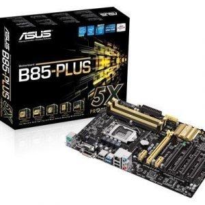 Asus B85-plus Lga1150 Pistoke Atx