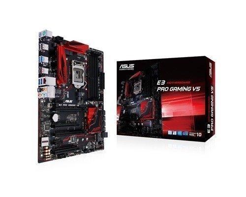 Asus E3 Pro Gaming V5 Lga1151 Socket Atx