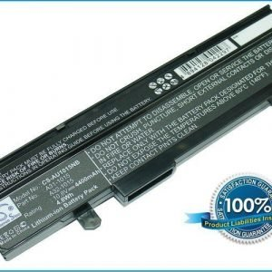 Asus Eee PC 1015 Eee PC 1015p 4400 mAh Black