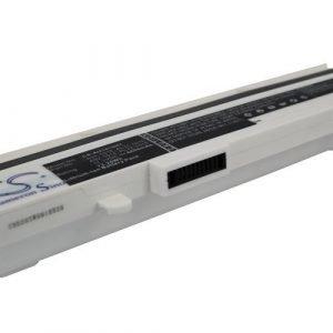 Asus Eee PC 1015 akku 6600 mAh - Valkoinen