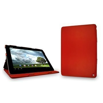 Asus Eee Pad Transformer Prime TF201 Noreve Tradition Leather Case Red