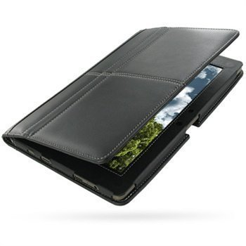 Asus Eee Pad Transformer TF101 PDair Leather Case 3BASPABX1 Musta